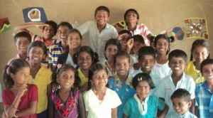 Children at Thulir