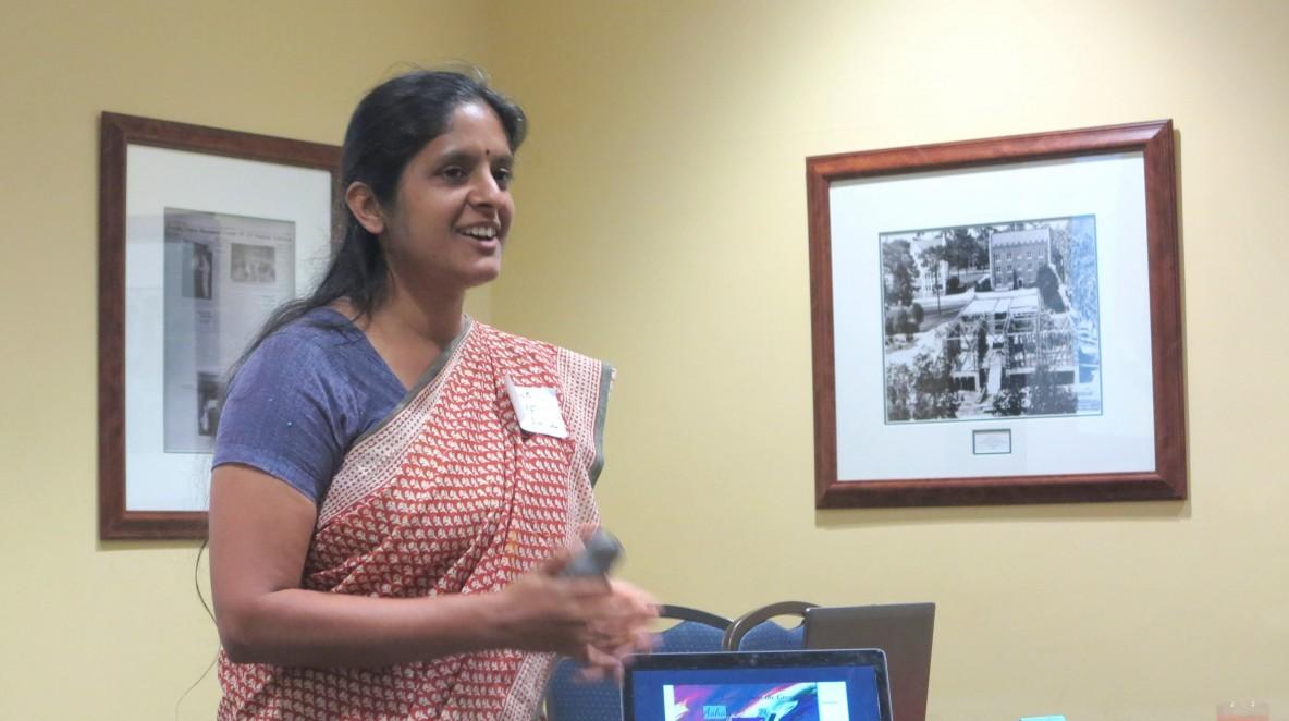 Aravinda at Asha-24